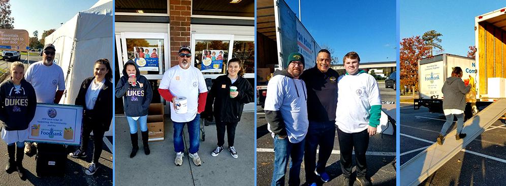 Feeding the Community in Virginia