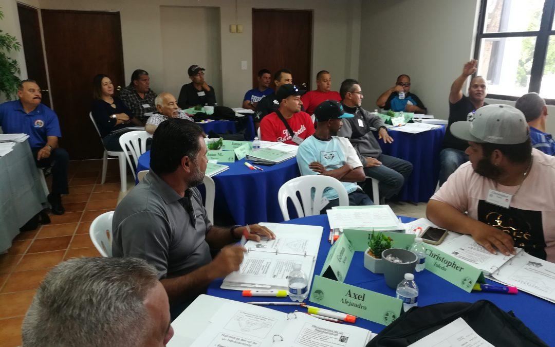 Maquinistas y Carpinteros Construyen Solidaridad Laboral en Puerto Rico
