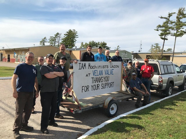 Vermont Machinists Return to Work Following Successful Strike